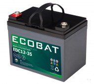 Ecobat Deep Cycle AGM accu's