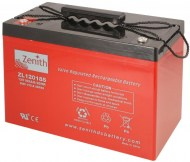 Zenith, AGM, Accu, Deep Cycle, 105Ah