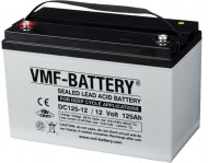 VMF DC31 Deep Cycle AGM accu 125Ah