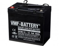 VMF Deep Cycle AGM accu 60Ah